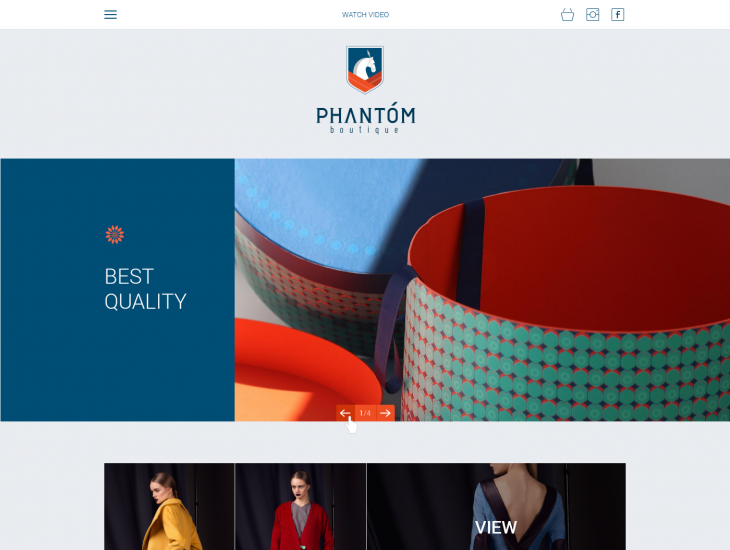 Phantom Boutique